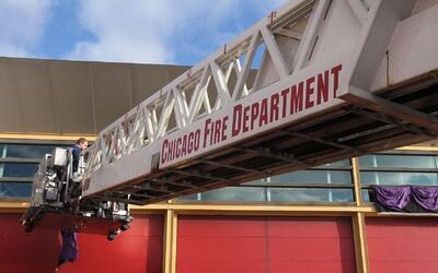 Descubren que bomberos de Chicago han gastado una fortuna en pago de dem...