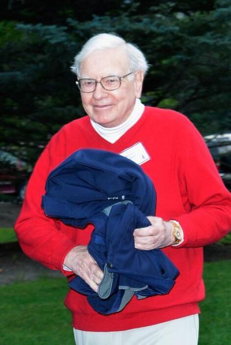 Warren Buffett, CEO Berkshire Hathaway  Fortuna para septiembre de 2013-...