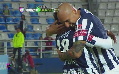 Pachuca venció por 4-1 al Real España en la Liga de Campeones CONCACAF