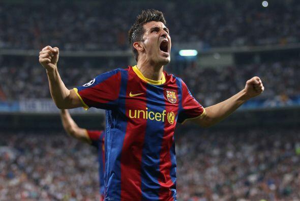 David Villa: Se adaptó rápido a lo que Guardiola pedía de él y a las nec...