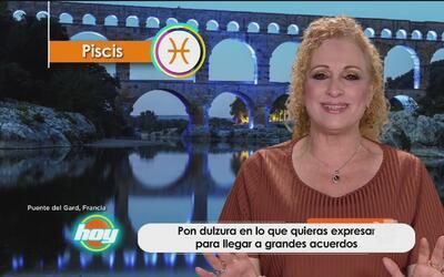 Mizada Piscis 25 de noviembre de 2016