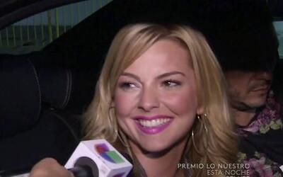 Los famosos soltaron chismes antes de la gran noche de Premio Lo Nuestro