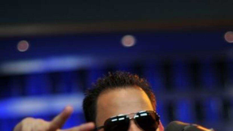 Gocho está nominado en Premio Lo Nuestro gracias a su tema 'Si Te Digo l...