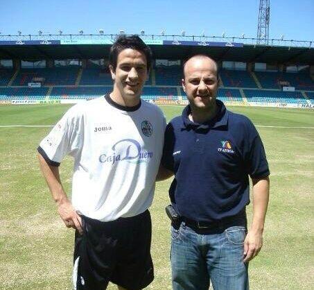 Javier Iturriaga ha tenido una carreraforjada en España, pero nunca ha l...