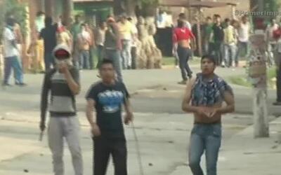 Pobladores de una localidad en México toman justicia contra secuestradores