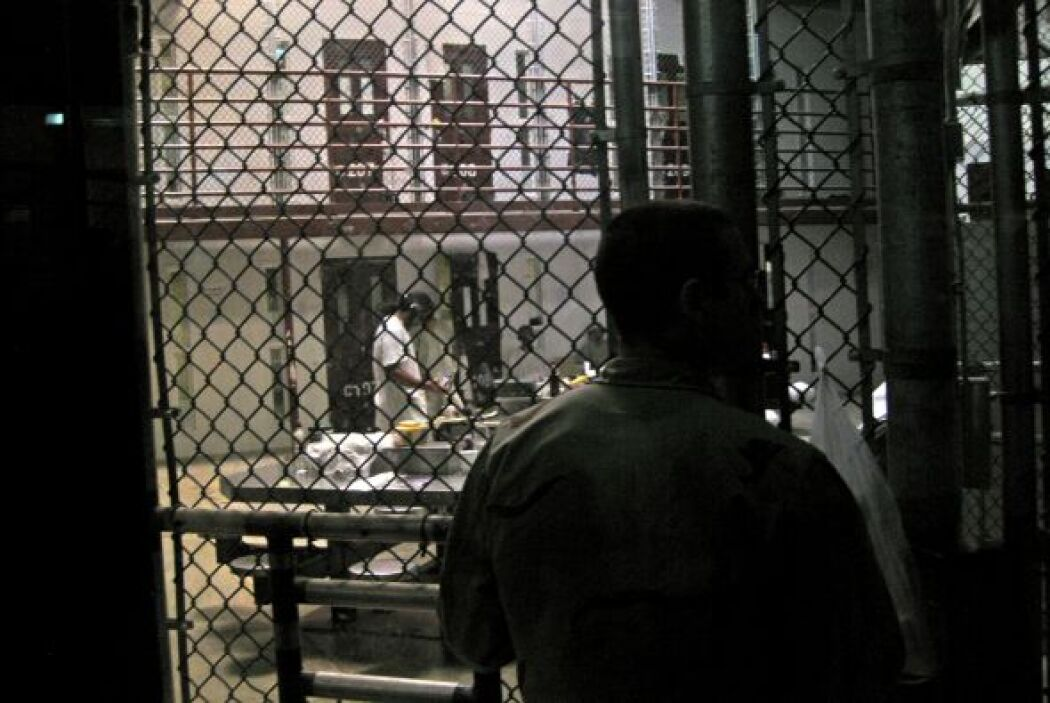 Por el lado de Estados Unidos, el funcionamiento de la prisión de Guantá...
