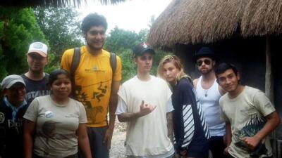 Justin Beiber en México