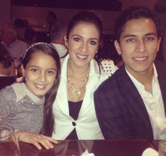 """""""Disfrutando con mis hermanos! Solo falta @edu_interiano. #hermanos #fam..."""