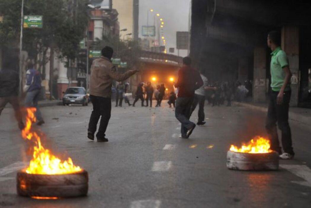 Egipto lleva más de dos años sumido en un profundo desorden político.