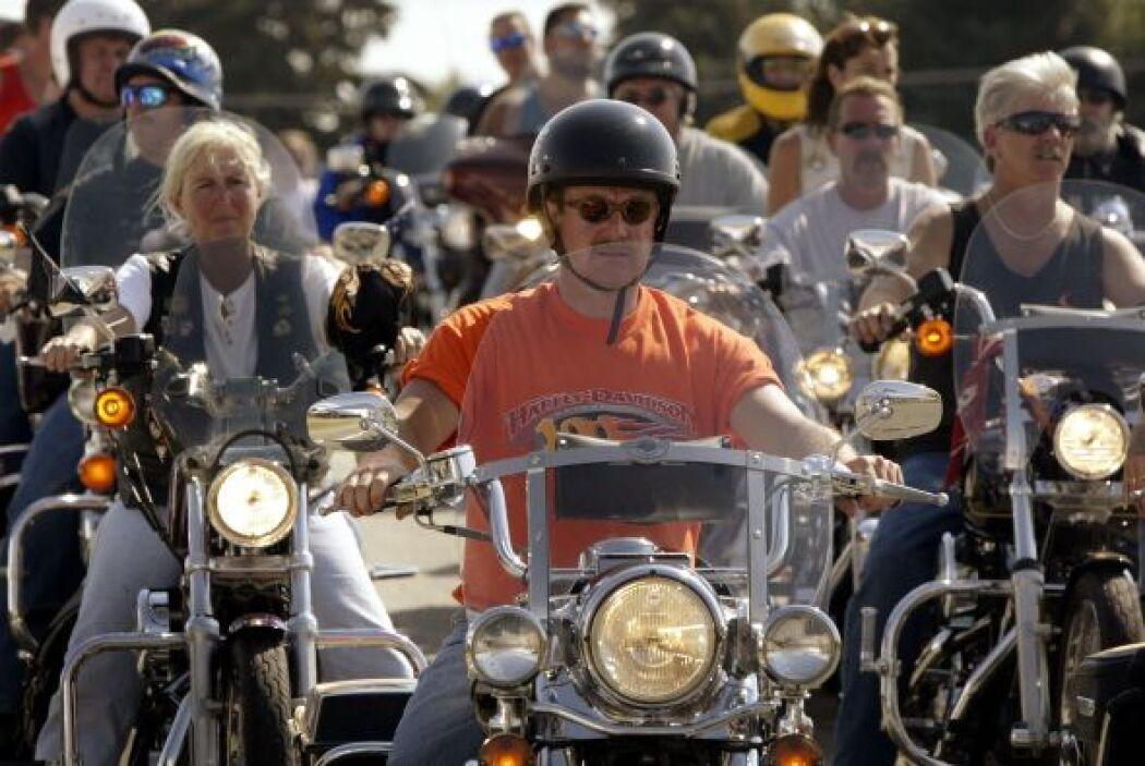 El característico rugir de las Harley-Davidson ha enamorado a miles de a...