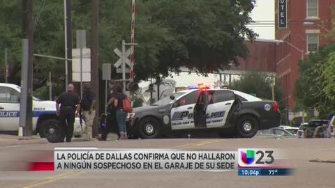 Falsa alarma provoca estado de alerta en Dallas