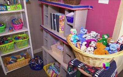 Evitan imágenes positivas en albergues de niños indocumentados