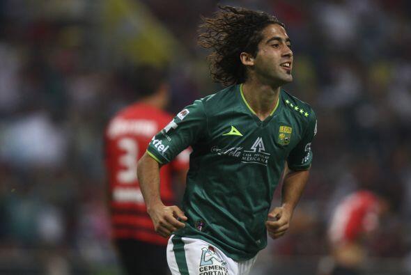 Matías Britos.- Un jugador muy valioso, las oportunidades de gol que gen...