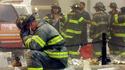 Una década después del 9/11, Estados Unidos revivirá el derrumbe de las...
