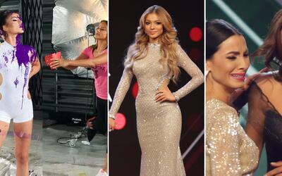 #GalaMoments: Cubetazos, puñaladas y una renuncia inesperada