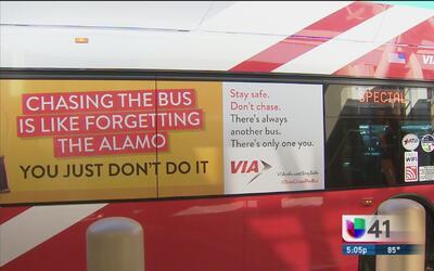 Presentan campaña para evitar accidentes de tráfico en San Antonio