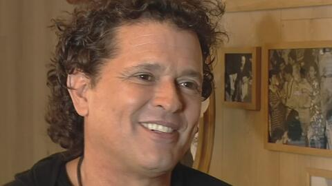 """Carlos Vives sobre la demanda por supuesto plagio de 'La bicicleta': """"No..."""