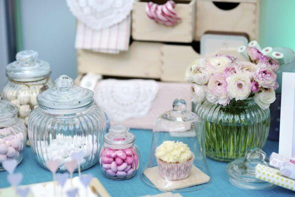 Tener mesas de dulces en las fiestas es una tendencia moderna y que le d...