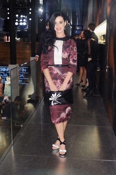 Recientemente la estrella del Pop ha sido captada con un 'look' oriental...
