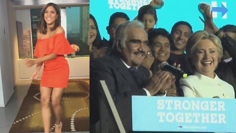 Momentazos de la Semana: El bailecito sexy de Francisca y el efusivo agr...