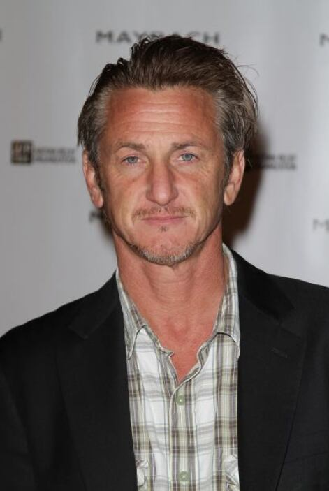 Sean Penn ha estado casado en dos ocasiones, la primera vez con la popul...