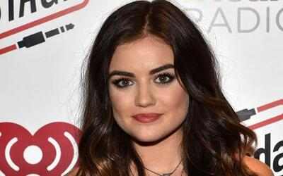 Lucy Hale audicionó para Fifty Shades of Grey