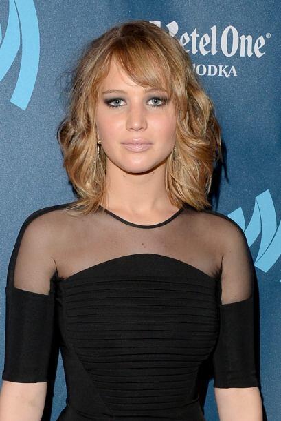 Jennifer Lawrence nos sorprende por los tremendos cambios de 'look' que...