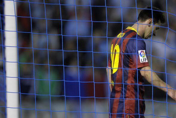Pero ni eso cambió las cosas, el 3-0 estaba decretado y Barcelona se lle...