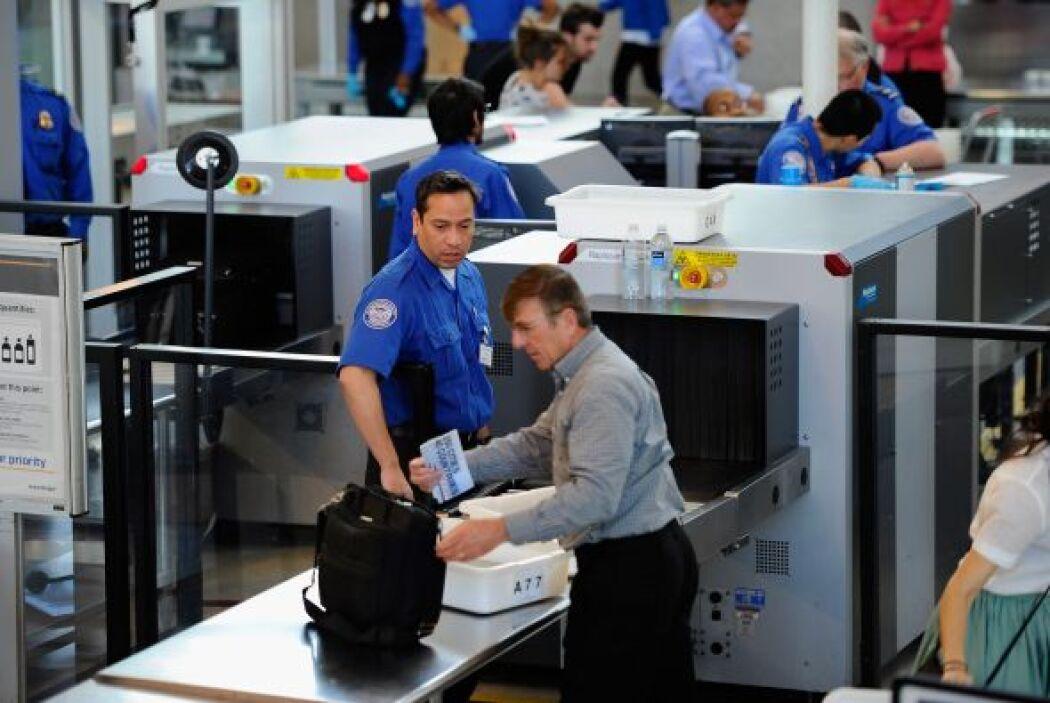 Tanto en EU como en el mundo, los aeropuertos debieron adquirir máquinas...