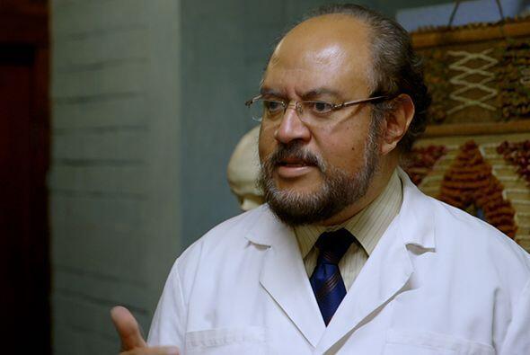 Finalmente, el doctor Juan encontró al doctor Ricardo Estrada, m&...