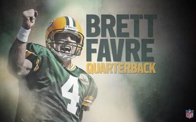 Feliz cumpleaños Brett Favre