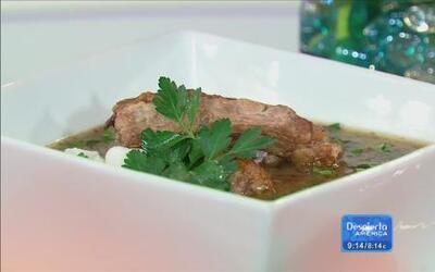 Mira la receta de Fritanga boliviana