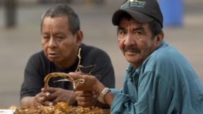 Indocumentados que están en el país desde antes del 1 de enero de 2010 y...