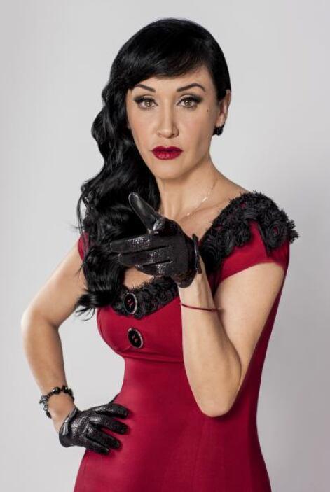 Sin duda Susana Zabaleta hará una gran mancuerna con Lupita D'Alessio.
