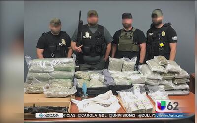 Operativo contra el narcotráfico en Cedar Park logra el arresto de 10 pe...