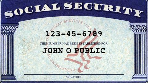 Las consecuencias de violar la ley al usar un número de seguro social falso