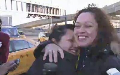 Salvadoreña diagnosticada con tumor cerebral y que estuvo presa por su c...