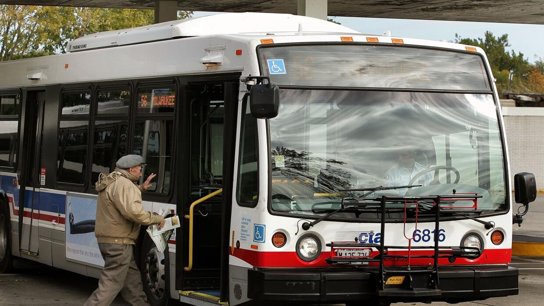 Autobús CTA