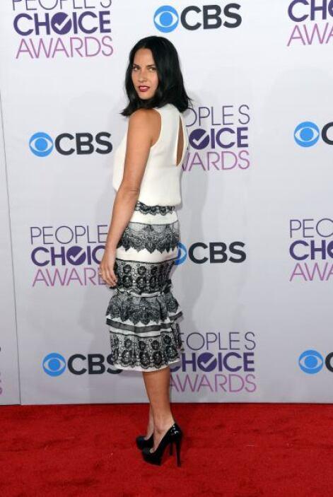 Olivia Munn es una de las famosas que peor vimos vestidas durante la alf...