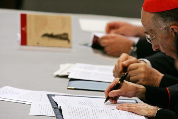 Esta semana, la comisión de cardenales y obispos de la Congregación para...
