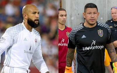 Tim Howard vs Nick Rimando
