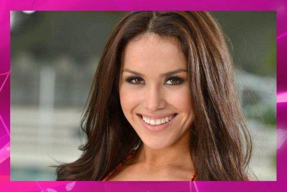 La mexicana Bárbara Falcón asegura que su debilidad es que se pasa de ho...
