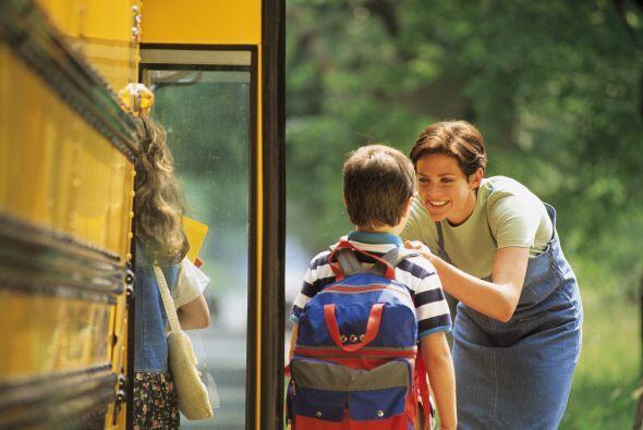 Agosto marca el momento en que la mayoría de los niños reg...