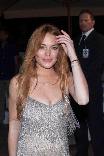 La estrella de cine fue invitada al Festival de Cine de Ischia.Mira aquí...