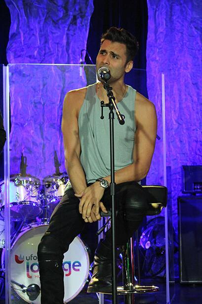 Houston disfrutó un concierto muy íntimo de Christian Daniel