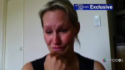 Desgarrador testimonio de la esposa de un pasajero del avión perdido