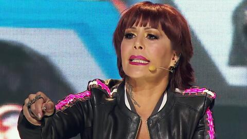 Alejandra Guzmán está muy molesta con Shika D'Razzi por su falta de respeto