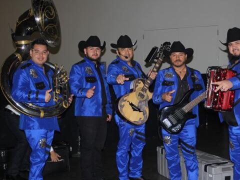 Banda MS, El Komander, Luis Coronel, Gabriel Diaz, y Grupo Laberinto rem...