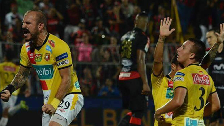 Herediano venció por 1-0 al Alajuelense