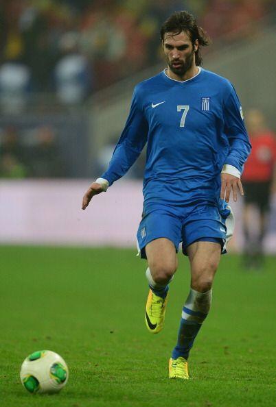 Giorgios Samaras.- Este atacante griego, sigue jugando en el Celtic de E...
